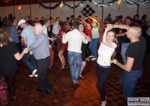 Great party night at the Canberra Club Samlesbury January 2015