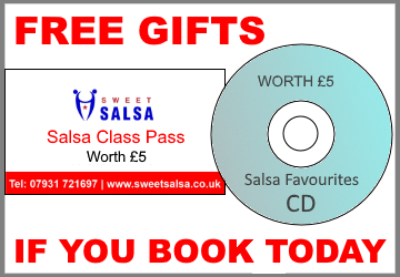 Learn to dance salsa