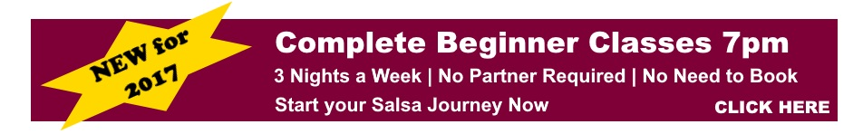 Beginner Salsa Classes in Preston Area 2017