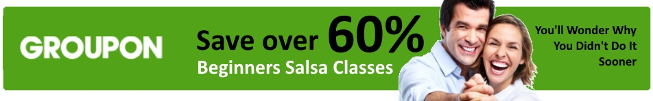 groupon special offer salsa beginners