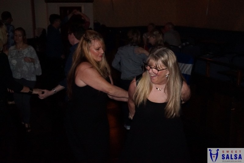 A great night of dancing
