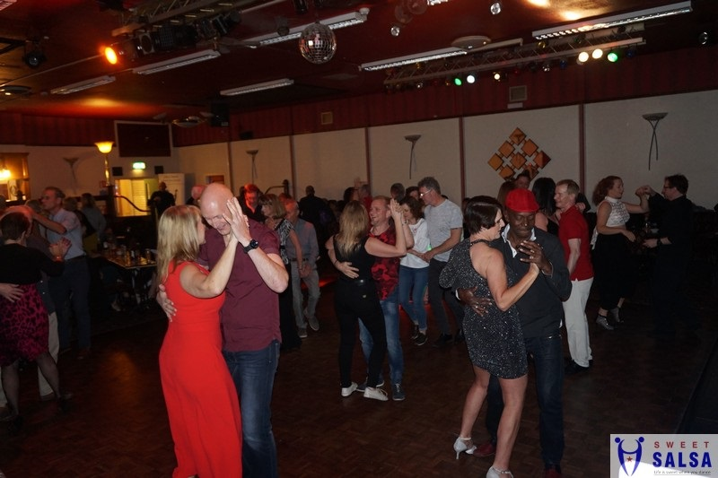 November salsa party at The Canberra Club
