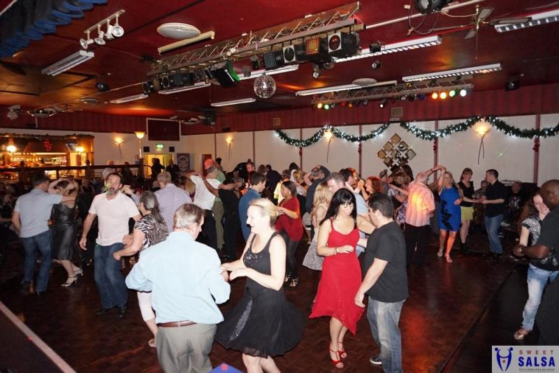 Sweet New Year Salsa Party | Salsa Dancing in Preston and ...