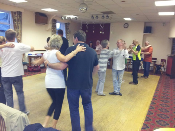 a great salsa class june 2013