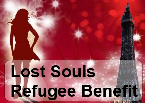 Lost souls benefit blackpool salsa