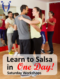 learn salsa in a day with Sweet Salsa