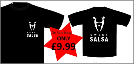 Sweet Salsa t-shirts for sale