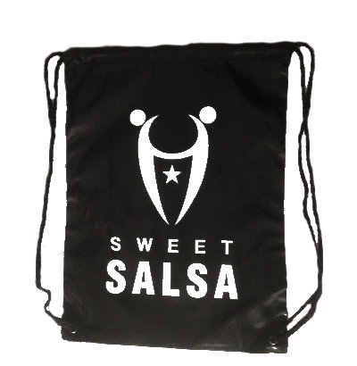 Sweet Salsa branded shoe bag