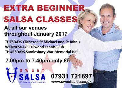 Learn to dance salsa with us