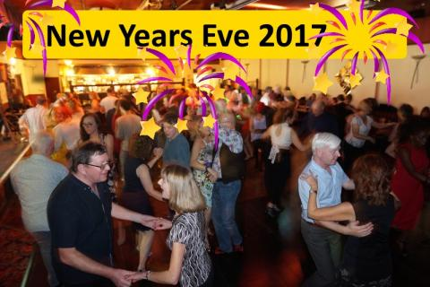 New Years Eve Salsa Party