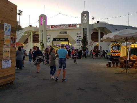 Tempo Latino Arena - the bullring