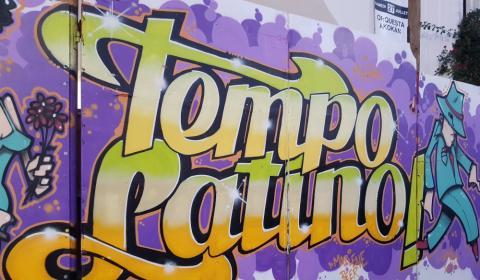 Tempo Latino Artwork
