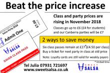 save money flyer