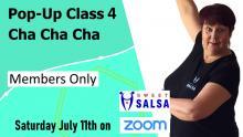 cha cha cha class with Julia