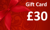 Salsa Gift Voucher to the value of £30