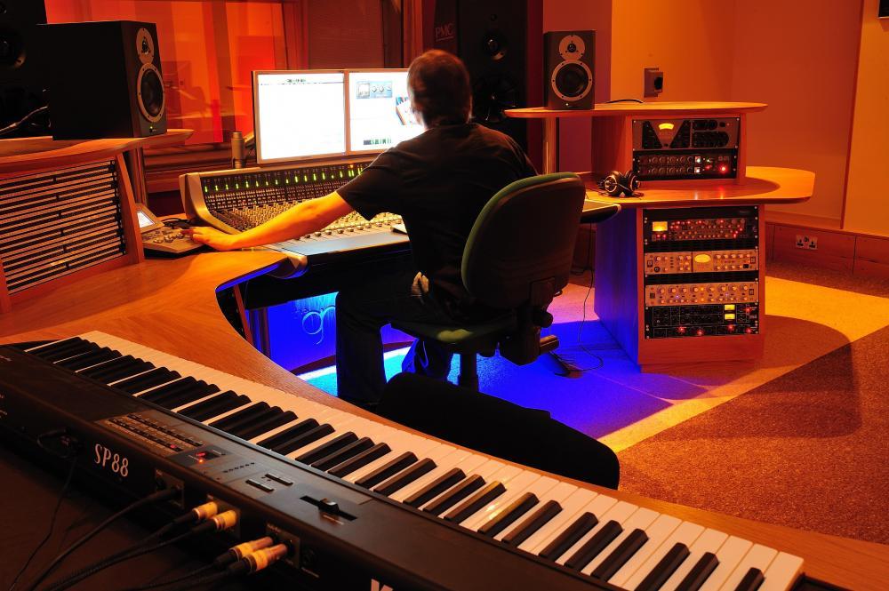 The Grand - recording studio image